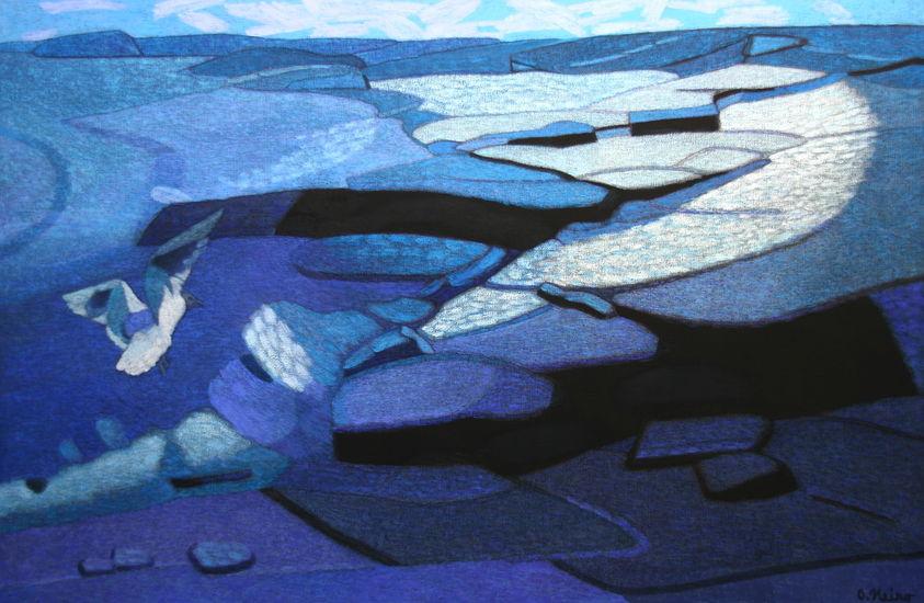 Sininen ranta