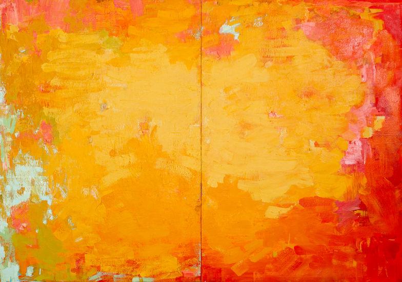 Maalaus,170x240cm, öljy kankaalle, 2010-2011