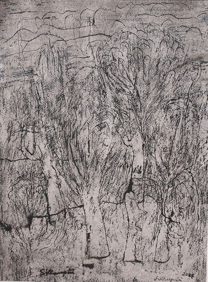 Lehdettömät puut/Trees without leaves