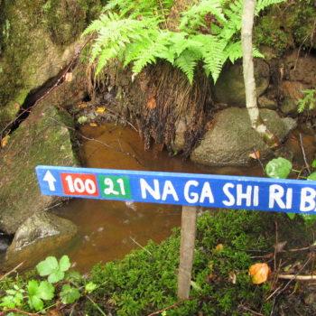 Teoksen nimi: Mantratienviitta: Naga shi ri bat