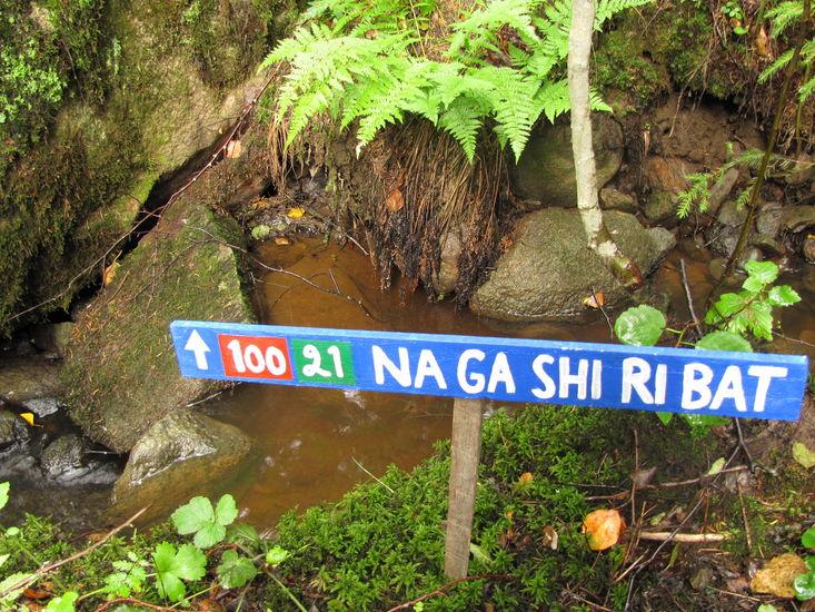 Mantratienviitta: Naga shi ri bat