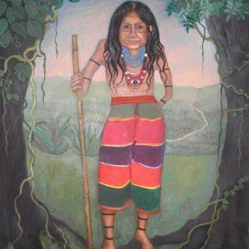 Teoksen nimi: Amazonan portti