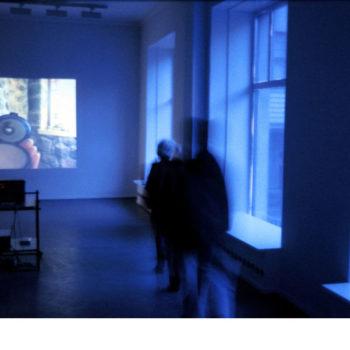 Teoksen nimi: yksityisnäyttely Galleria Kari Kenetissä 1997