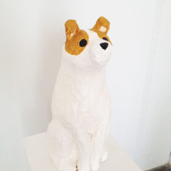 Name of the work: Jack Russell Terrier