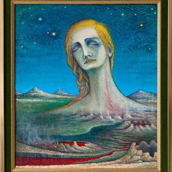 Teoksen nimi: Gaia, maaemo