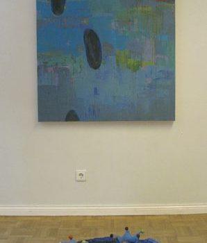 Teoksen nimi: Näillä menään, 2012