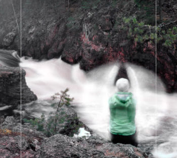 Teoksen nimi: River.2011