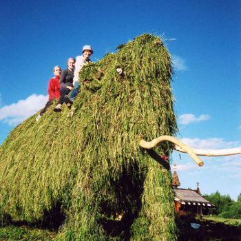 Teoksen nimi: Mammutti,2002