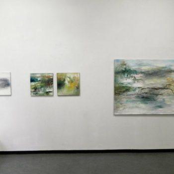 Teoksen nimi: Näyttelykuva Galleria Uusi Kipinä 2013