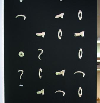 Teoksen nimi: Tuliraudasta, kivipyörästä, ruutimassista se kaikki alkoi, 2006