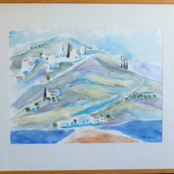 Name of the work: Symi
