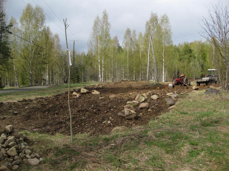 Kukkiva KiviPelto ympäristötaideprojekti 2015-2017