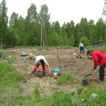 Teoksen nimi: Kulttuurista kuntoa,KiviPellon yhteisöllinen päivä 10.6.2015.