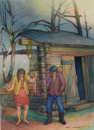 Ovien ulkopuolella, 2000