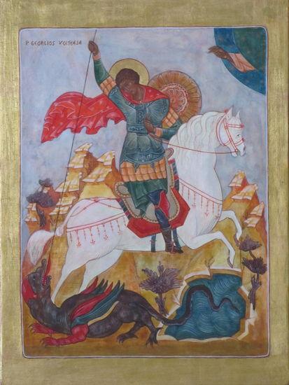 Pyhä Georgias Voittaja