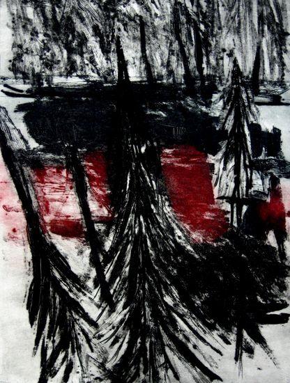 Svarta granar/Musta metsä