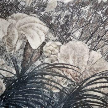 Teoksen nimi: Pompeijin kukat II