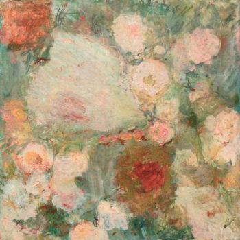 Teoksen nimi: Ruusuja ja lumpeita