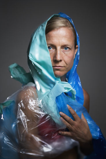 Minun päiväni on kirjava lintu 3 (7 muovipussia) / My day is a many-splendoured bird 3 (7 plastic bags)