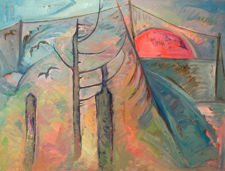 Hiiltynyt maa, 1991