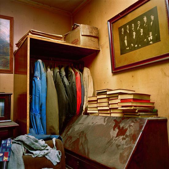 Muistojen huone, sarjasta Ja minä käänsin sydämeni, 2005