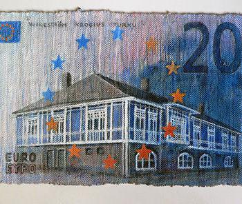 Teoksen nimi: Kaksikymmentä euroa