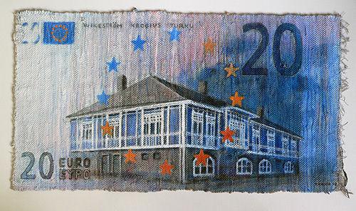 Kaksikymmentä euroa
