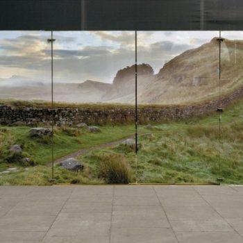 Teoksen nimi: Hadrian's Wall