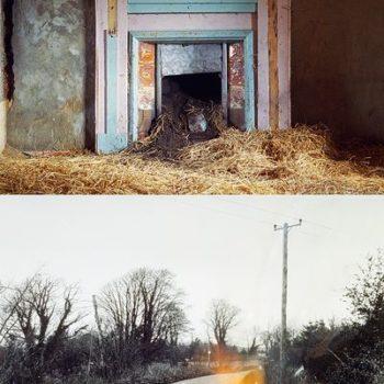 Teoksen nimi: Fireplaces, Rathmelton, Ireland