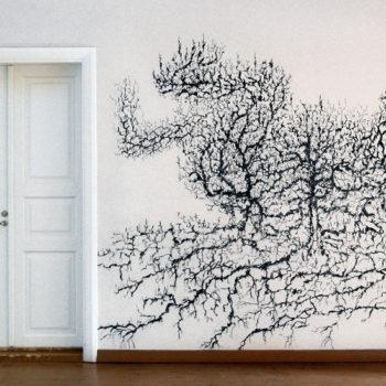 Teoksen nimi: Newborn (Breathing Roots)