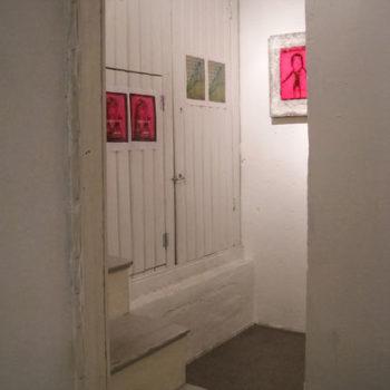 Teoksen nimi: Kellarikerros, Galleria – å  2013