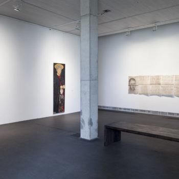 Teoksen nimi: Rovaniemen taidemuseo retrospektiivi Alun Alku 2016