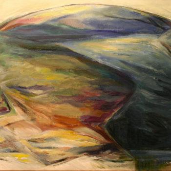 Teoksen nimi: Kahlittu virta, 1985