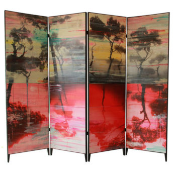 Name of the work: Sermi 2 / Folding screen 2