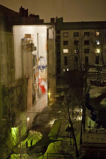 Sarjasta Yksityiset huoneet, Helsingissä 27. maaliskuuta 2010