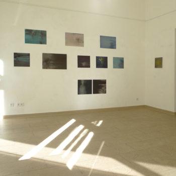 Teoksen nimi: Flow, Galerie Pleiku, Berliini 2016