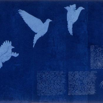 Name of the work: Liikeideoita -sarjasta: Nouseva, 2002