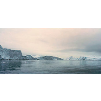 Name of the work: Icefjord 3, 2006