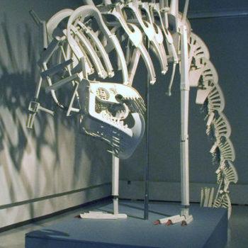 Name of the work: Futu-Rex, Future-X