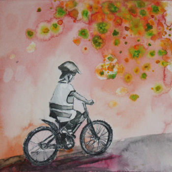 Teoksen nimi: Uusi pyörä, 2010
