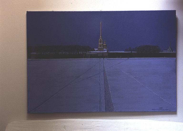 Aihe Pietarista 2003