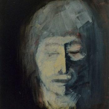 Teoksen nimi: Äänettömyydestä kohoaa sielu-sarjasta. ©2003