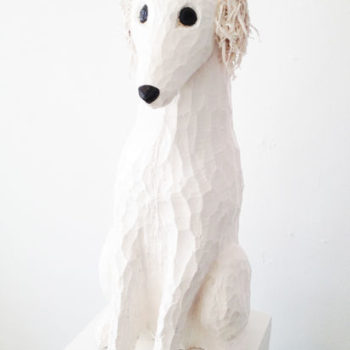 Name of the work: Saluki