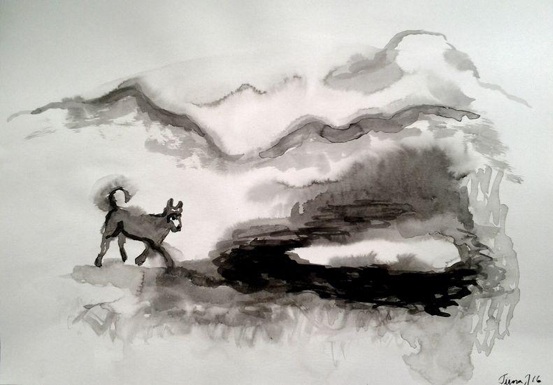 Koiran vuoret takana