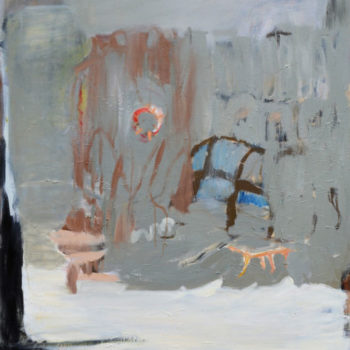 Teoksen nimi: Sataman pilvet (Helsinki), 2011