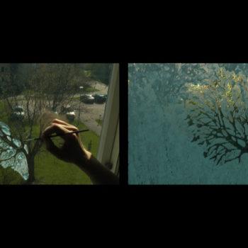 Teoksen nimi: Puuni / My Tree 2013