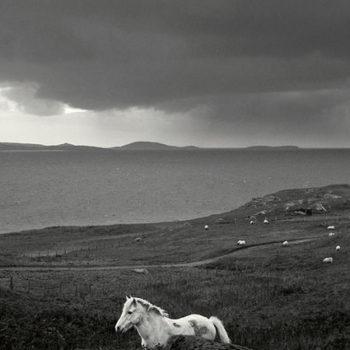 Teoksen nimi: Eriskay, Scotland 2008