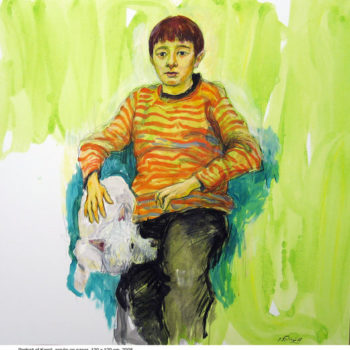 Name of the work: My Son and the Dog