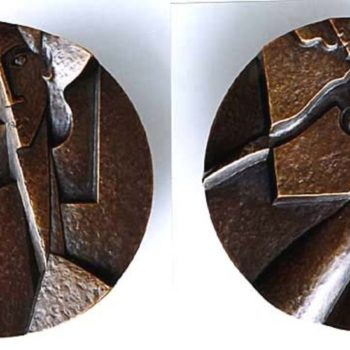 Teoksen nimi: Rakastan naisiasi, Modigliani