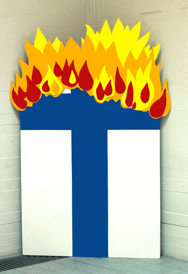 Suomi palaa!